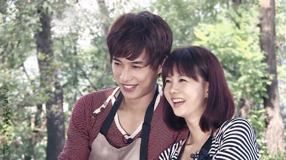 Kim won jun and park so hyun dating